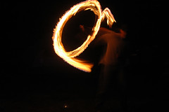 Fire Spinning [4] - by Lost Albatross