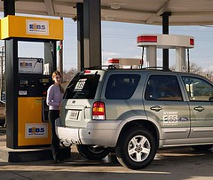 2008 ford escape hybrid e85