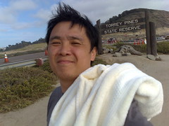 Road Trip: Boogie boarding at Torrey Pines State Beach, San Diego