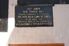 ki-023 (Ajay Jain) Tags: india holidays monastery vacations himalayas himachalpradesh kimonastery ajayjain kyemonastery buddhistcircuit