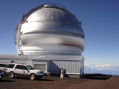 Canada France Hawaii Telescope