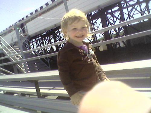 Leda at Pocono Raceway