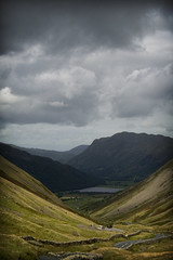 (~~StuArt~~) Tags: road england sky lake mountains water clouds lakedistrict pass cumbria gb diamondclassphotographer