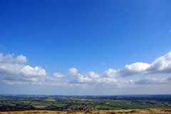 View from beacon (rumpelstiltskin1) Tags: devon moors ivybridge