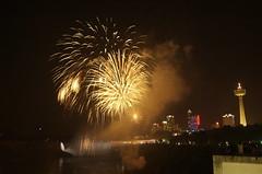 fireworks niagarafalls - by johnpiercy