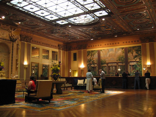 How Big Is A Millennium Biltmore Hotel Room