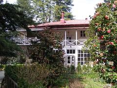 Nicholai Rorich's house, Naggar, HP (pallav moitra) Tags: kullu naggar rorich