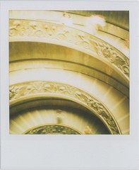 In the End (CloudJuice) Tags: light vatican rome stairs sx70 alone sonar