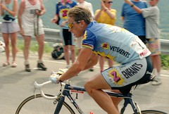 Greg Lemond (Steve Selwood) Tags: france alps cycling tourdefrance alpedhuez