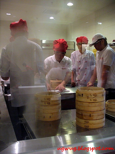 Din Tai Fung, The Gardens