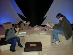 Giovani lettori - photo Goria - click to zoom in