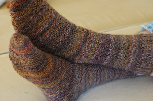 Plain Trekking Socks