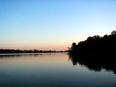 At the Lake--photo