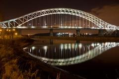 The Bridge (MarkLandonPhotography) Tags: christmas longexposure family night photoshop canon eos cheshire lightroom loggerheads runcorn widnes grimupnorth 40d efs1755mmf28 widnesruncornbridge lightroom2
