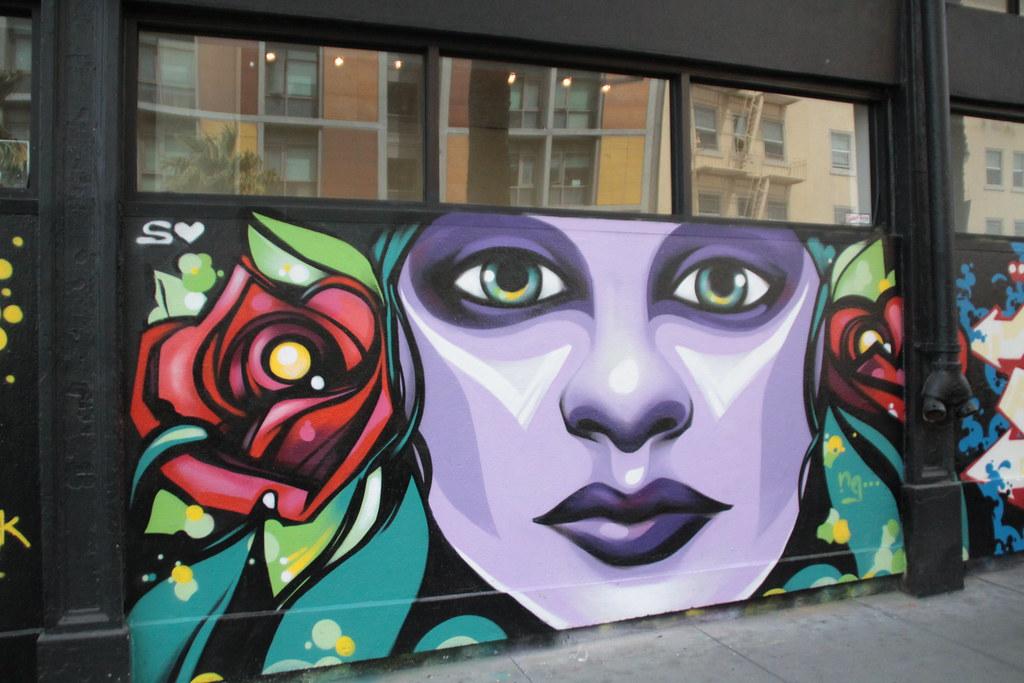 Siloette of 1:AM's wall