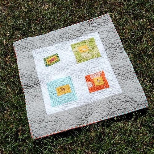 oliver's quilt