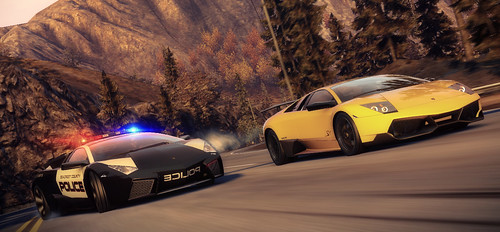 Need for Speed: Hot Pursuit for PS3