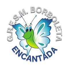 Logo Borboleta Encantada