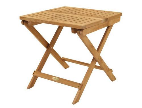 Teak Picnic Side Table