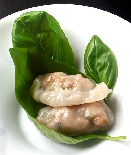 Southern Italian Har Gao Dumplings