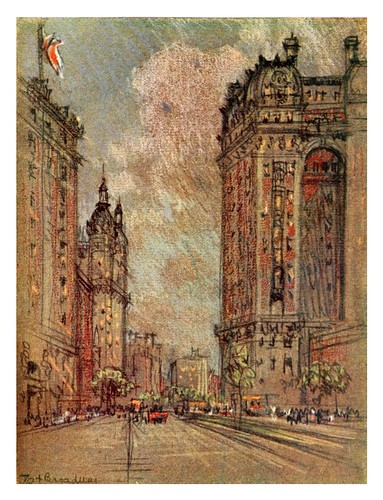 004-Edifico de apartamentos en Broadway-The new New York a commentary on the place and the people-1909-John Charles Van Dyke