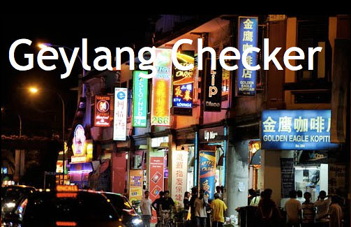 Now men go Geylang eat supper also must be careful...