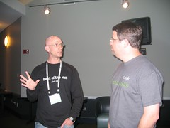 Brent Csutoras and Matt Cutts