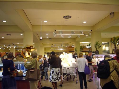 Whole Foods market in London