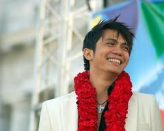 actor, singer, comedian Vhong Navarro