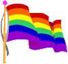 Bandera Lesbian y Gay