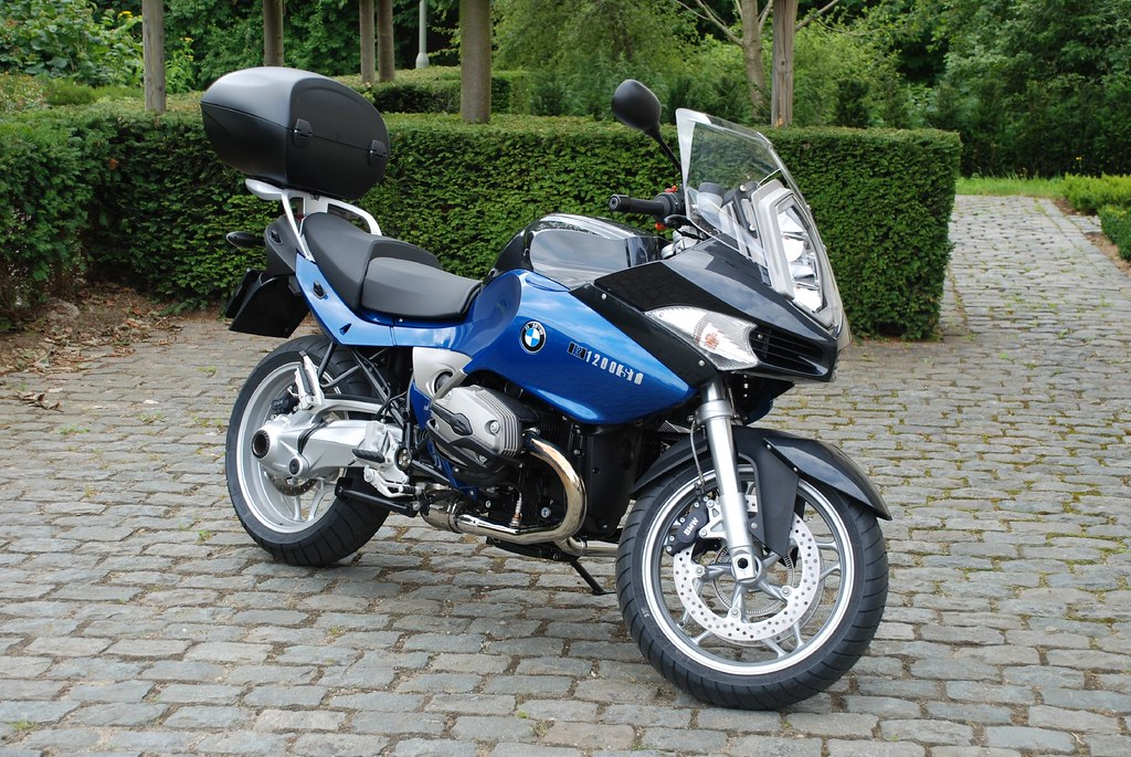 Peter's R1200ST
