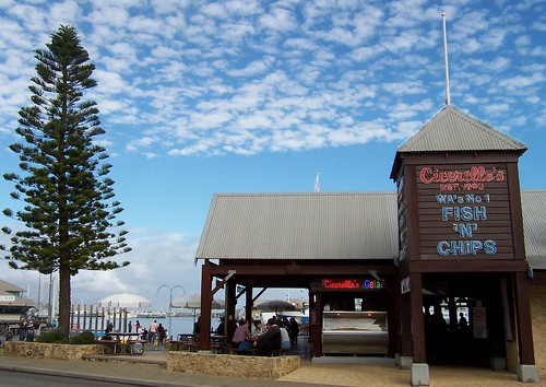 Cicerello's Fishermans Harbour Fremantle
