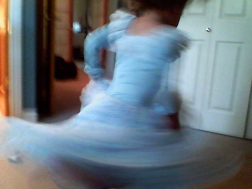 jocelyn twirling