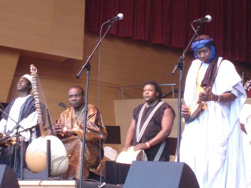 Toumani Diabate and Symmetric Orchestra