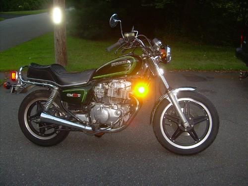 1980 honda cm400 evan fell motorcycle worksevan fell motorcycle 1980 honda cm400 these