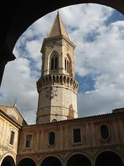 [Perugia] Chiesa di S. Pietro (dall'interno)