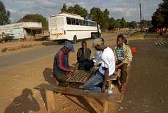 TRUCKING IN MALAWI (Claude  BARUTEL) Tags: africa bus truck transport malawi scania