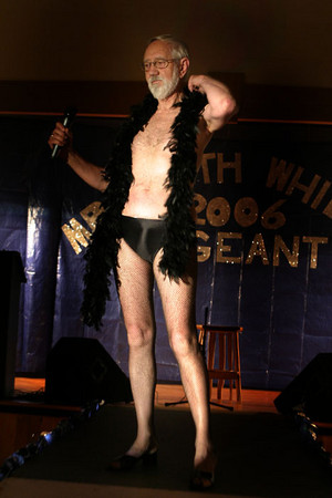 Michael Nutt, Mr. South Whidbey 2006