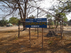Church-Rumbek,Southern Sudan,Africa (magicgate) Tags: africa church construction sudan rumbek southern dinka