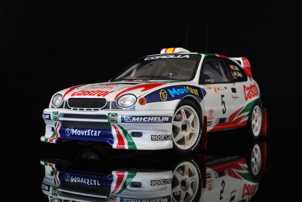 Nicadraus' Toyota collection - Diecast International Forum
