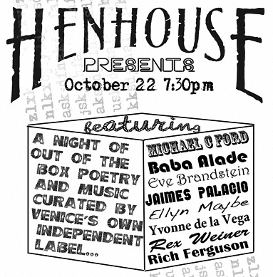 Hen House Oct 22