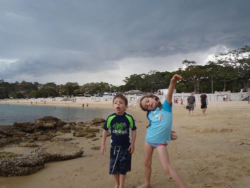 Storm at Balmoral