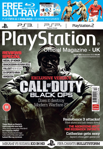 PlayStation Official Magazine UK Issue 51