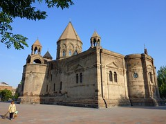 The cathedral in Echmiadzin, Armenia (Frans.Sellies) Tags: world heritage site cathedral unescoworldheritagesite unesco worldheritagesite list armenia mundial orthodox unescoworldheritage sites worldheritage weltkulturerbe whs armenian patrimoine patrimonio holysee armenianapostolic worldheritagelist welterbe armenien kulturerbe armenie patrimoniodelahumanidad echmiadzin unescowhs patrimoinemondial   hayastan werelderfgoed vrldsarv  echmiatsin werelderfgoedlijst verdensarven  wolrdheritagelist  ph048  ejmiatsin      etchmiatsin   vagharshapat   p1250630