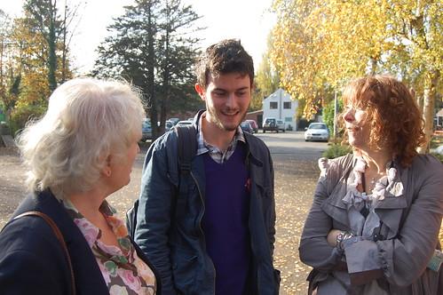 Kath, Tom & Ceri