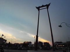 Giant Swing, Bangkok Landmark
