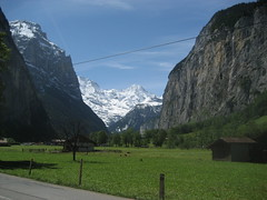 Valley of Lauterbrunnen, Switzerland (nickgraywfu) Tags: switzerland lauterbrunnen ch