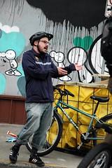 Graffiti Ride - Pedalpalooza