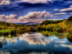 A Spring Morning ( D L Ennis) Tags: mountains art nature clouds river virginia bravo peace civilization blueridge jamesriver quintessence supershot anawesomeshot dlennis aspringmorning