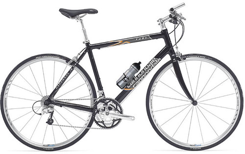 Cannondale Road Warrior 600
